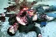 War carnage
