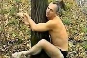 Bomen knuffelaar
