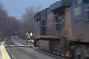 Beetje treinen