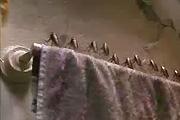 Funky towel