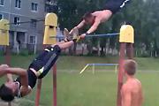Russian swing