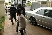 Machete robbery