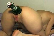 Ass bottle