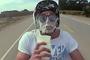 Milkshake at 100mph