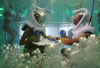 Underwater Nightclub NYC