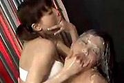 japanese vomit lesbians