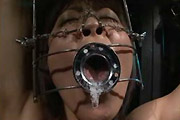 Gagged And Nose Tortured