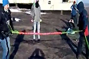 Russian Bungee Fail