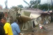 Helicopter Crash Sao Paulo, Brazil