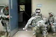 army cleaning excercise