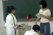 Chinese Classroom Discipline