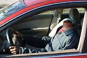 Drive thru prank