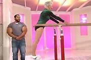 86 yo gymnast