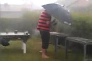 BBQ in Sweden