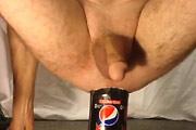 Anal coke