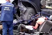 Horrible Aftermath Car Crash