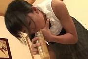 Adult baby feeding