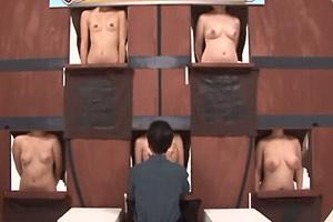 Japanese sex game tv show