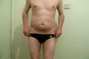 Boy dance nude