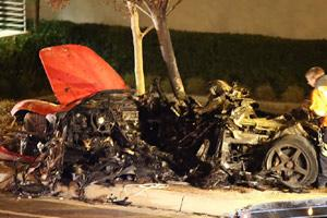 Paul Walker Crash And Aftermath
