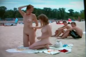 Teen nudists