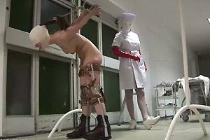Slave In Leg Braces Humiliated