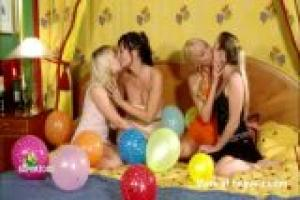 Lesbian New Year Party