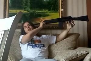 Suicide By Shotgun Streamed