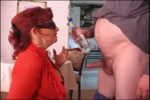 Mature whore forced
