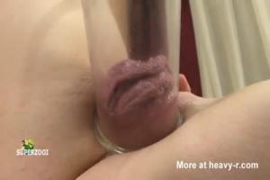 Pumping Redhead Pussy