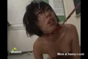 Naked Schoolgirl Tortured Abused And Humiliated