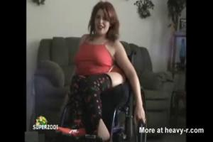 Disabled Cam Whore