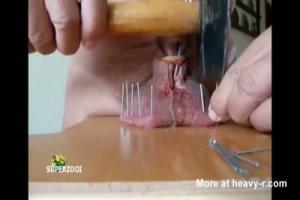 Champagne Cork Torture