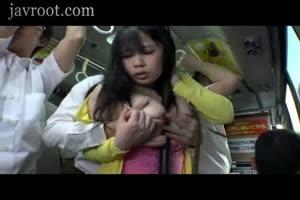 bus abuse japan