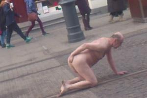 Drunk And Naked In Public