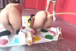 Japanese Enema Twister