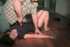 Girl Belly Stab By Intruder