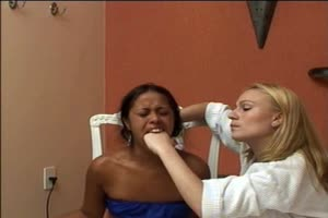 Girls Forced Throat Gagging Vomit and Puke