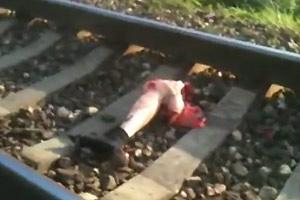 Run Over By Train
