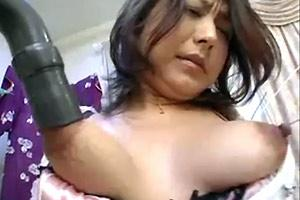 Titty Vacuum Play