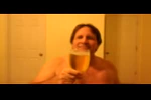 Tom Pearl Drinks His Piss (Redux)