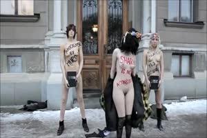 Femen Uprising music mix