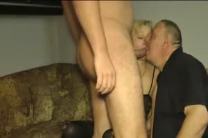 German Bisexual threesome