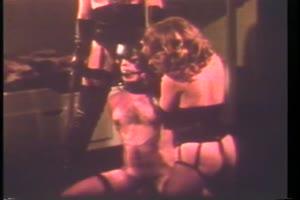 Retro 70's Femdom Porn