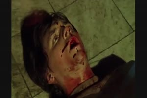 She stabs Him and Snaps his Neck With Her Heel