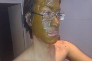 Fecal Face Mask