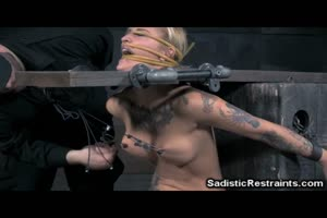 Sadistic Maniac Restraina And Abuse Girl
