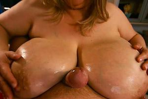 Huge Tits Cum Compilation