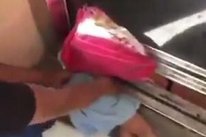 Little Girl Killed By Elevator