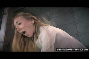 Helpless Girl Got a Corporal Punishment!